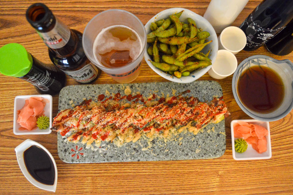 Ginza Japanese Restaurant Good Eats Local Mike Puckett Photography W-353