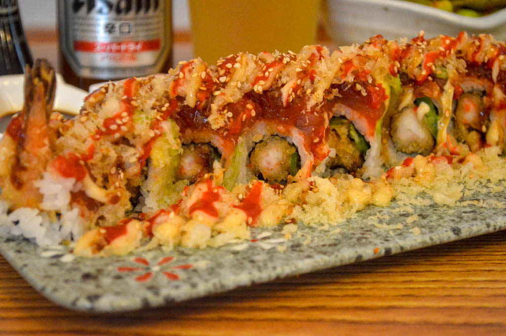 Ginza Japanese Restaurant Good Eats Local Mike Puckett Photography W-361