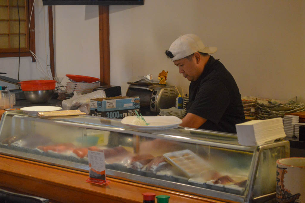 Ginza Japanese Restaurant Good Eats Local Mike Puckett Photography W-5