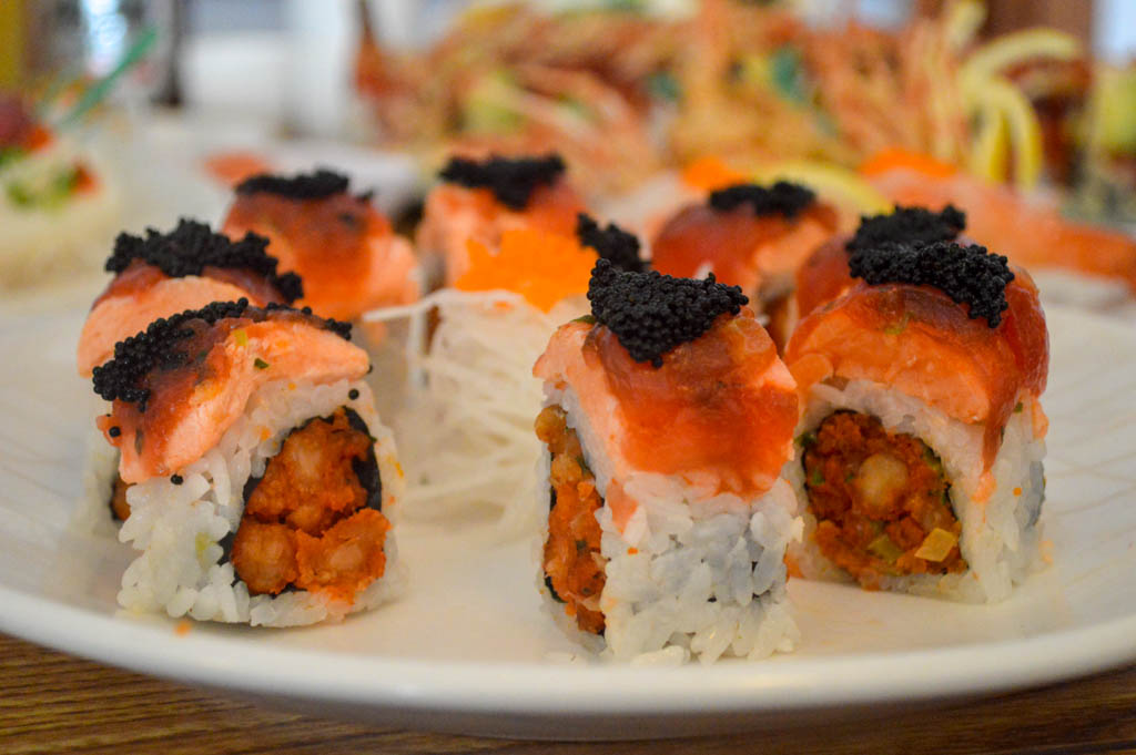 Ginza Japanese Restaurant Good Eats Local Mike Puckett Photography W-56