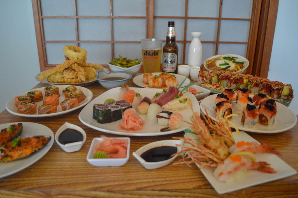 Ginza Japanese Restaurant Good Eats Local Mike Puckett Photography W-97